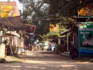 Motorbike trip trough Southeast Asia; Thailand, Laos and Cambodscha
