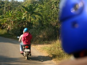 Motorcycle trip around South East Asia: Thailand, Laos and Cambodscha