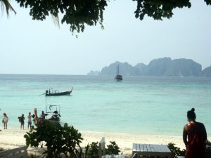 Escaping the winter - summer hollidays in Thailand