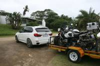 Testride motorcycle  BMW R 1200 GS